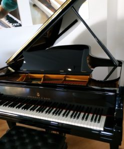 Frontal Steinway C227